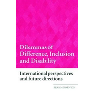 Dilemmas of Difference, Inclusion and Disability (BOK)