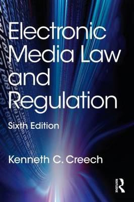 Electronic Media Law and Regulation (BOK)