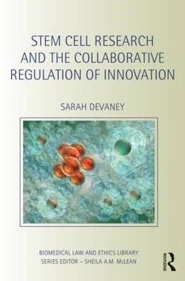 Stem Cell Research and the Collaborative Regulation of Innov (BOK)
