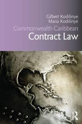 Commonwealth Caribbean Contract Law (BOK)