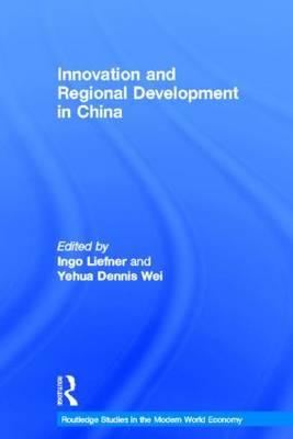 Innovation and Regional Development in China (BOK)