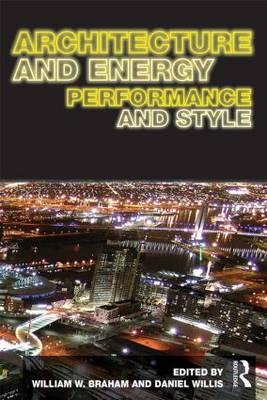 Architecture and Energy: Performance and Style (BOK)