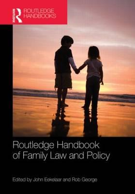 Routledge Handbook of Family Law and Policy (BOK)