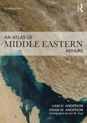 Atlas of Middle Eastern Affairs (BOK)