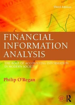 Financial Information Analysis (BOK)
