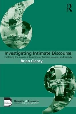 Investigating Intimate Discourse (BOK)