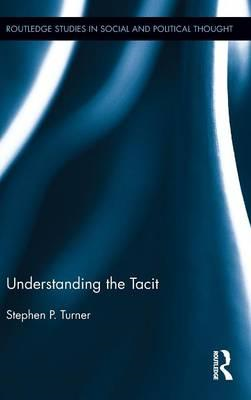 Understanding the Tacit (BOK)