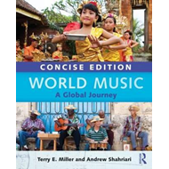 World Music Concise Edition (BOK)