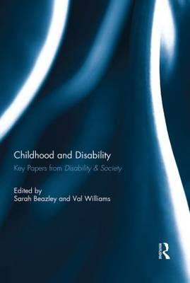 Childhood and Disability (BOK)
