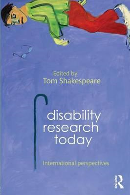 Disability Research Today (BOK)