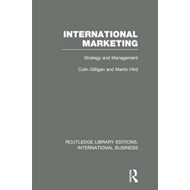 International Marketing (RLE International Business) (BOK)
