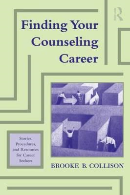 Finding Your Counseling Career (BOK)