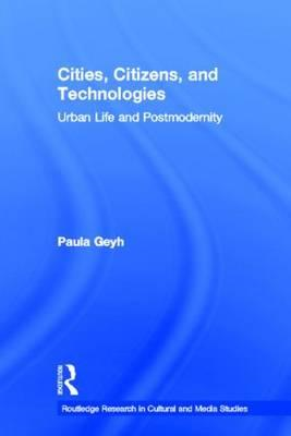 Cities, Citizens, and Technologies (BOK)
