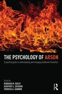 Psychology of Arson (BOK)