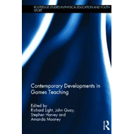 Contemporary Developments in Games Teaching (BOK)