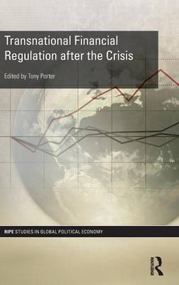 Transnational Financial Regulation After the Crisis (BOK)