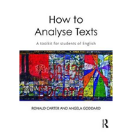 How to Analyse Texts (BOK)