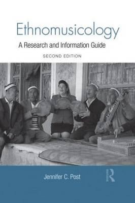 Ethnomusicology: A Research and Information Guide (BOK)