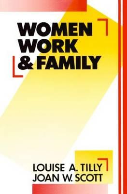 Women, Work and Family (BOK)