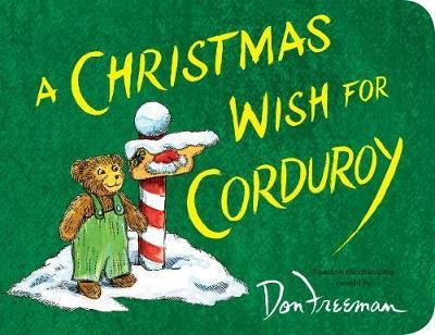 Christmas Wish for Corduroy (BOK)