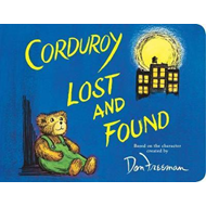 Corduroy Lost and Found (BOK)