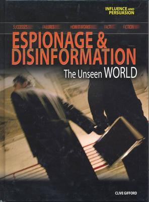 Espionage and Disinformation (BOK)