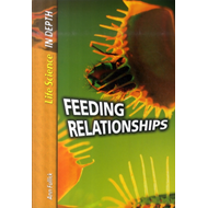 Life Science in Depth: Feeding Relationships Hardback (BOK)