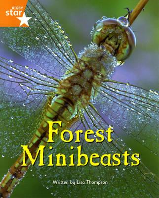 Fantastic Forest Orange Level Non-Fiction: Forest Minibeasts (BOK)