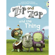 Zip and Zap and the Thing (BOK)