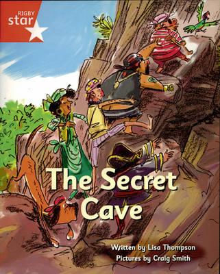 Pirate Cove Red Level Fiction: The Secret Cave (BOK)