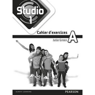 Studio 1 Workbook A (pack of 8) (11-14 French) (BOK)