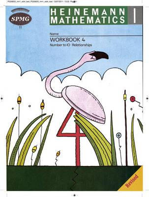 Heinemann Maths 2 Workbook 4, 8 Pack (BOK)