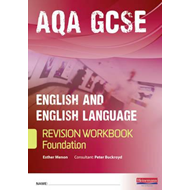 Revise GCSE AQA English Language Workbook Foundation (BOK)