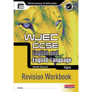 Revise GCSE WJEC English Language Workbook Higher Pack of 10 (BOK)