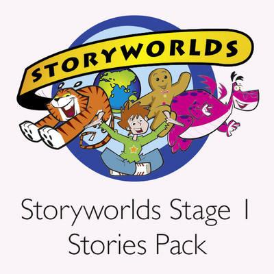 Storyworlds Stage 1 Stories Pack (BOK)