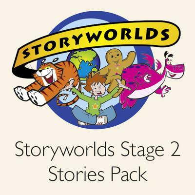 Storywolds Stage 2 Stories Pack (BOK)