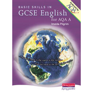 Basic Skills GCSE English AQA (BOK)