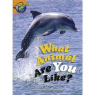 Fact World Stage 4: What Animal are You Like? (BOK)