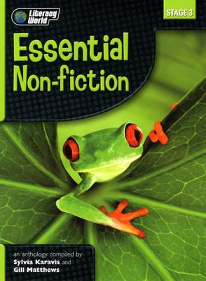 Literacy World Stage 3 Non Fiction: New Edition Anthology (BOK)