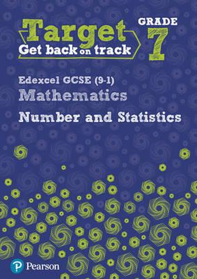 Target Grade 7 Edexcel GCSE (9-1) Mathematics Number and Sta (BOK)