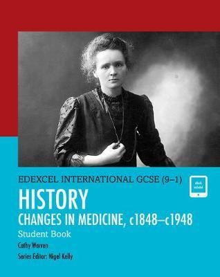 Edexcel International GCSE (9-1) History Changes in Medicine (BOK)