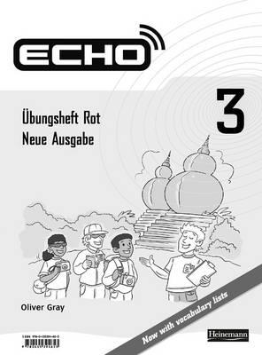 Echo 3 Rot Workbook 8pk New Edition (BOK)