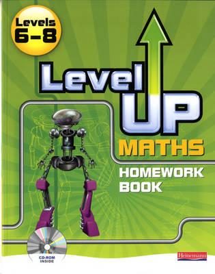 Level Up Maths: Homework Book (Level 6-8) (BOK)