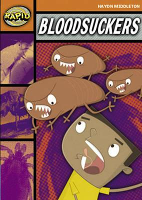 Rapid Stage 4 Set B Reader Pack: Bloodsuckers (Series 1) (BOK)