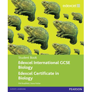 Edexcel International GCSE Biology Student Book with ActiveB (BOK)