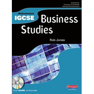 Heinemann IGCSE Business Studies Student Book with Exam Cafe (BOK)