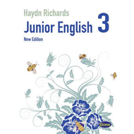 Junior English Book 3 (International) 2ed Edition - Haydn Ri (BOK)