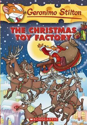Christmas Toy Factory (BOK)