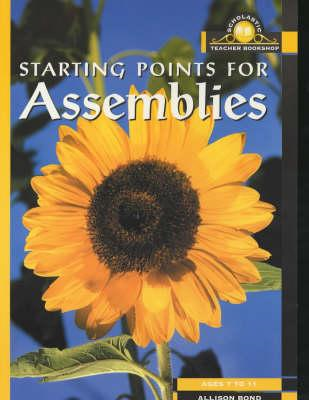 Starting Points for Assemblies (BOK)