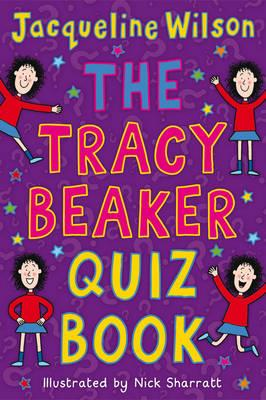 Tracy Beaker Quiz Book (BOK)
